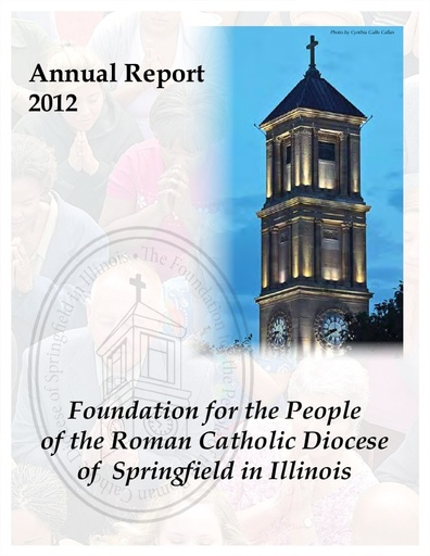 Foundation Annual Report 2012