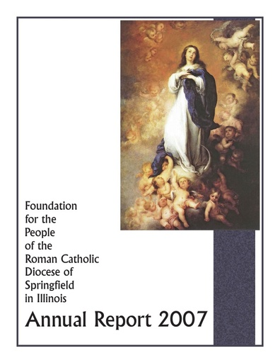 Foundation Annual Report 2007