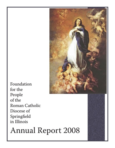 Foundation Annual Report 2008