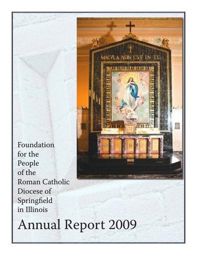 Foundation Annual Report 2009